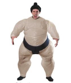 Sumo Wrestler Costume – The Office