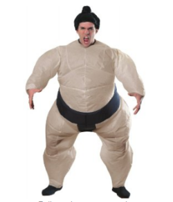 Sumo Wrestler Costume – The Office