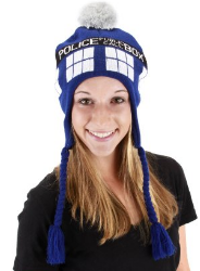 Tardis Laplander – Doctor Who
