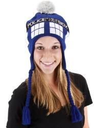 Tardis Laplander – Doctor Who