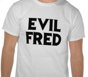 Evil Fred – Evil Dead