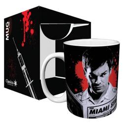Dexter Coffee Mug – Dexter