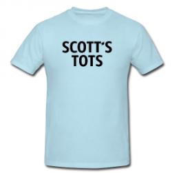Scott's Tots Tee – The Office