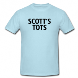 Scott's Tots Tee – The Office