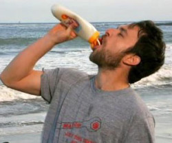 Sunscreen Flask – Always Sunny