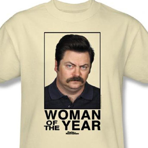 Woman of the Year – Parks and Recreation