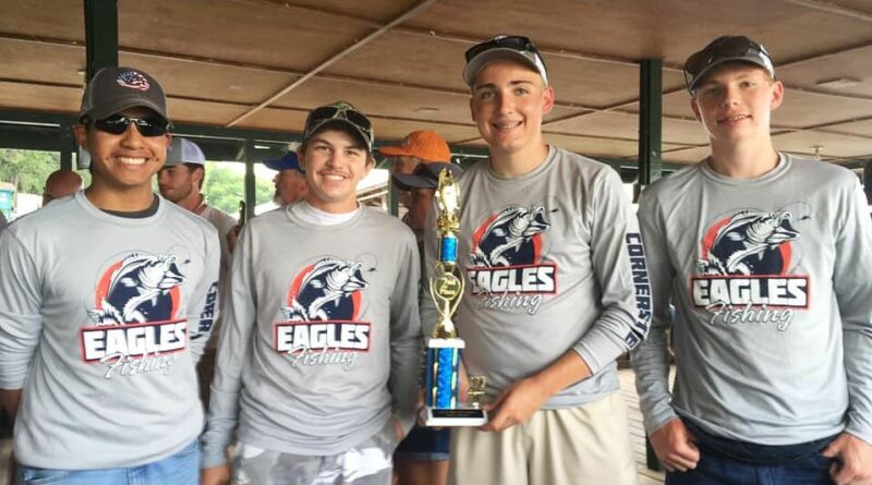 CCA Competes In First Annual ACAA Bass Tournament