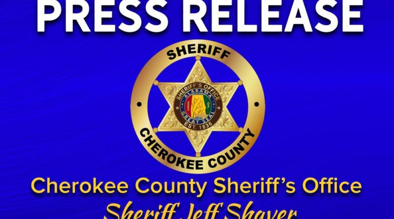 Cherokee County Sheriff's Office Now Has A New Mobile App