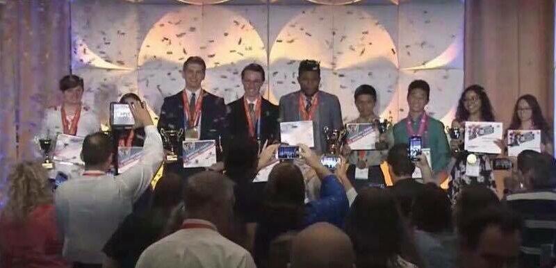 Seth Maddox, 2019 Geraldine Graduate wins at Nationals