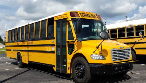 Dekalb County School Buses Changing The View On Safety