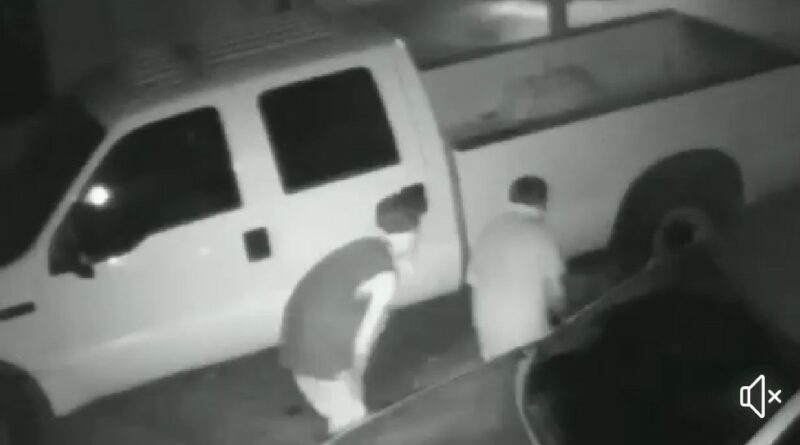 DeKalb County Sheriff Needs Your Help To Identify Gas Thieves