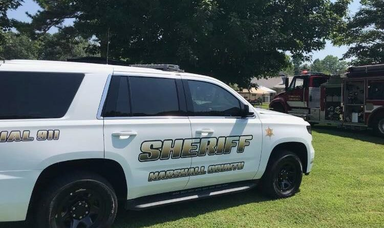 Marshall County Sheriff's Office Investigates Incident At Douglas High School