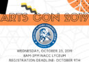 NACC To Host The 2nd Annual Arts Con