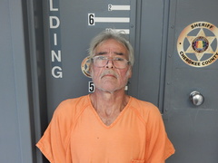 Sheriff's Office Investigators Charge Suspect in Church Arson