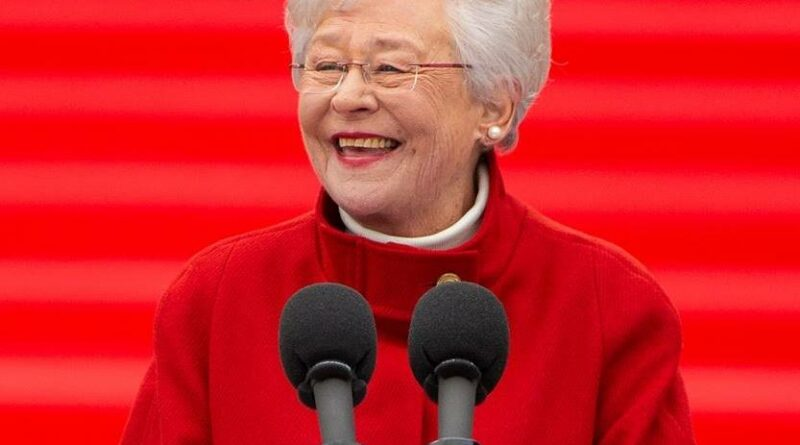 Alabama Governor Kay Ivey To Visit Dekalb County This Friday