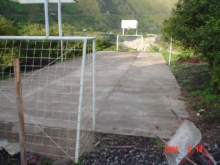 Outside Game Court