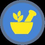 Formulation2 Icon blue yellow