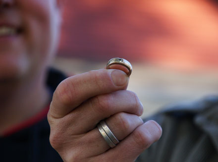 lost ring metal detector