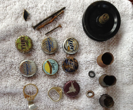 lost ring Junk