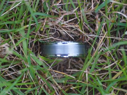 Lost Ring in Soccer Field