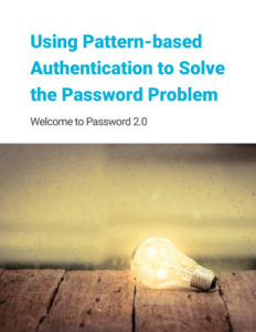 Using pattern-based authentication to solve the password problem
