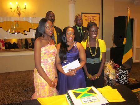 Bursary Recipients 2012