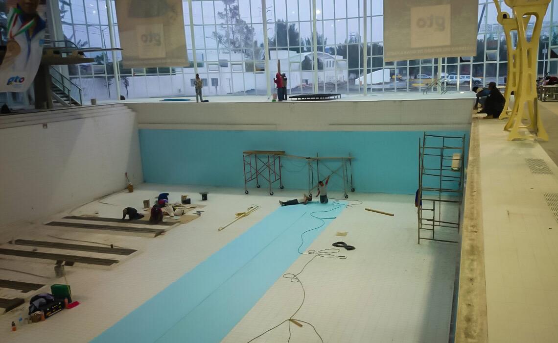 Impermeabilización de albercas y piscinas