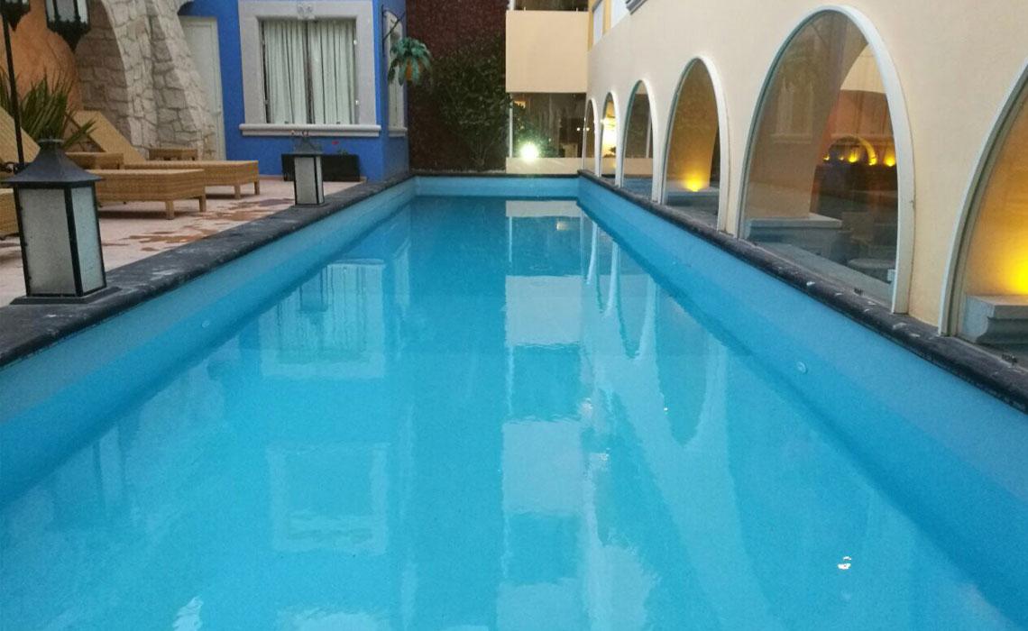 albercas y piscinas