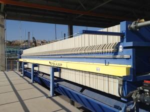 EA1500 Filter Press