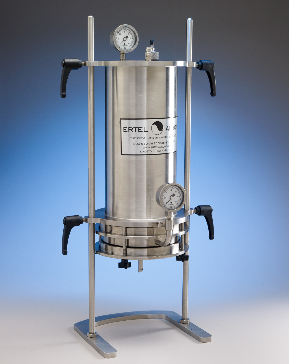 Stainless Steel Laboratory Filter