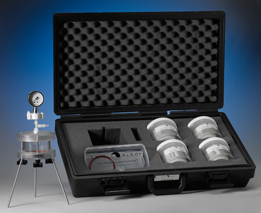 Laboratory Filtration Kit