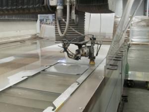 1 inch stainless steel waterjet