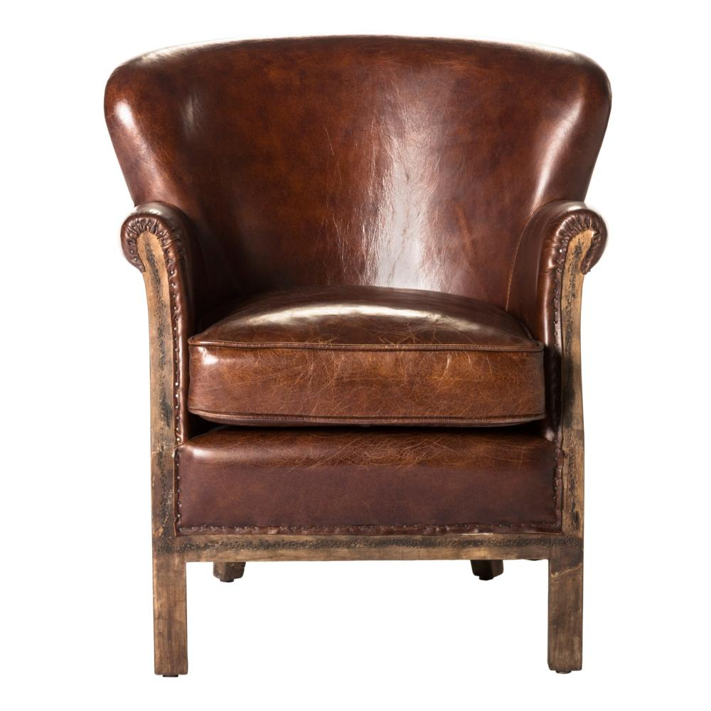 Club Chair Leather