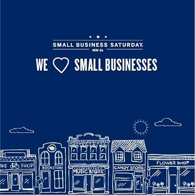 We love small Businesses