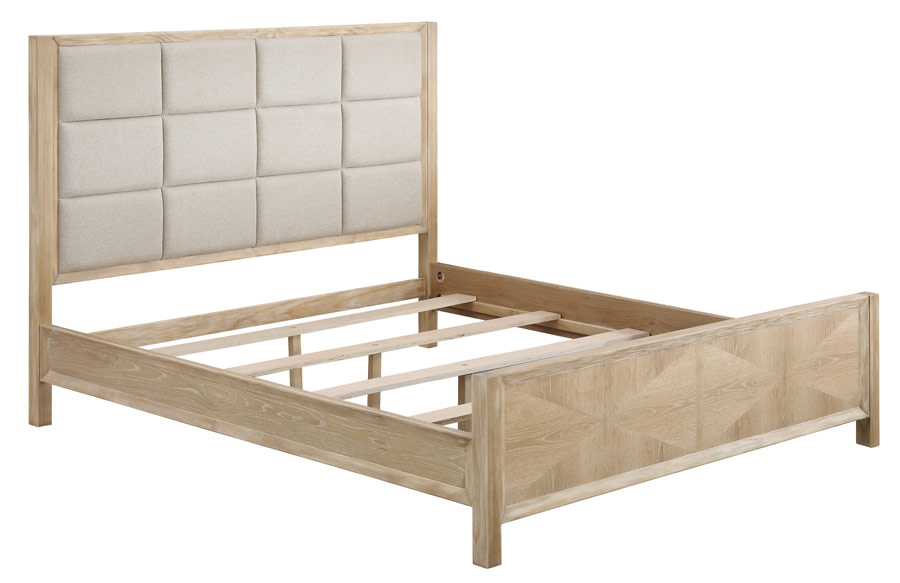 King Panel Bed Kit