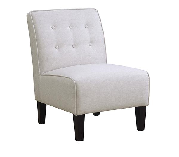 Accent Chair Cream