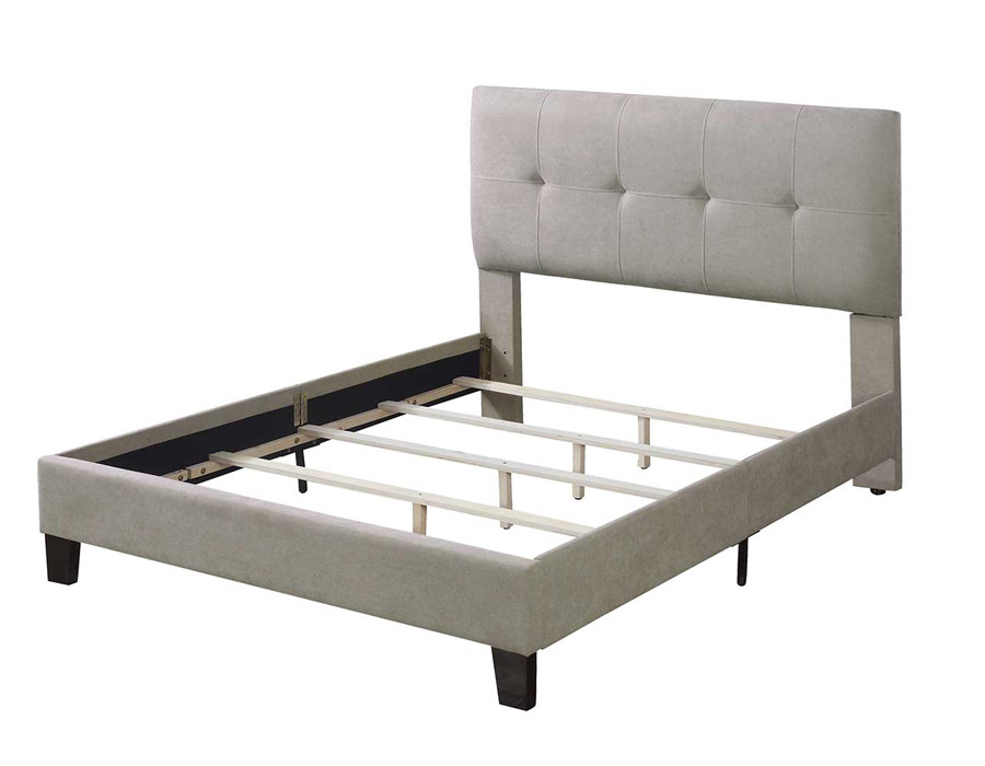 Bed Taupe