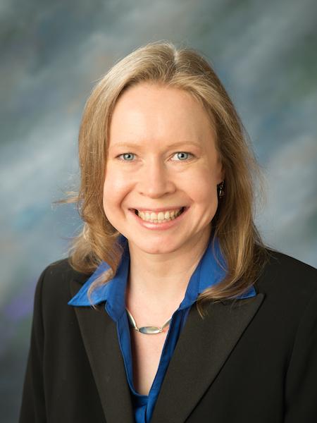 Joy Hall, Marketing Manager