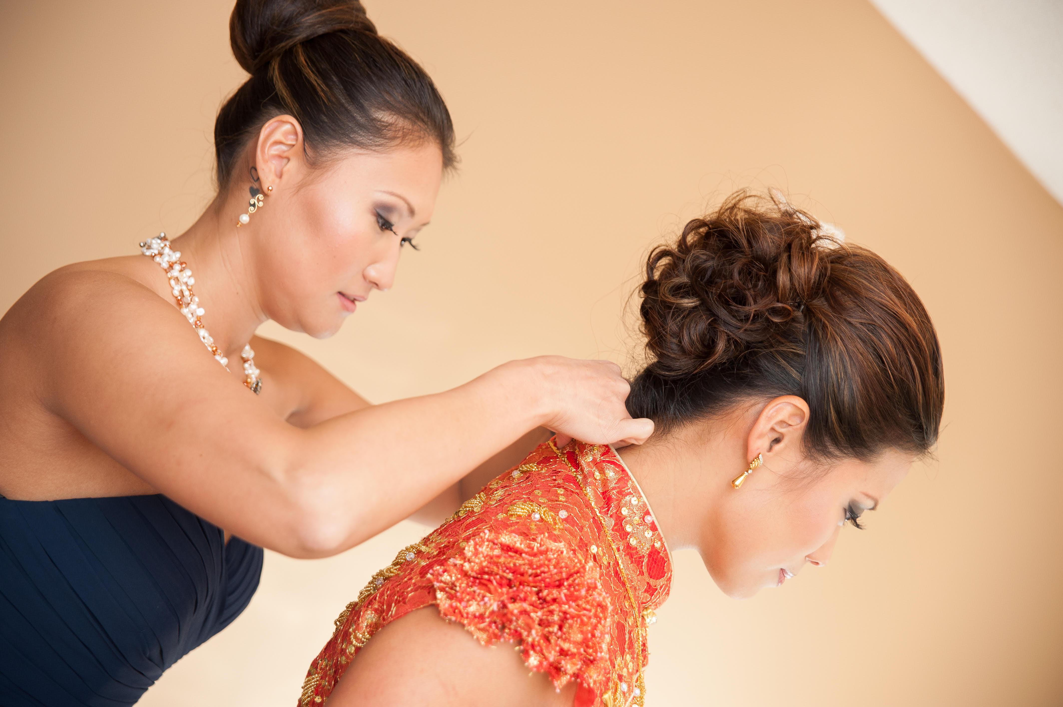 Bridal Hair by Sarah