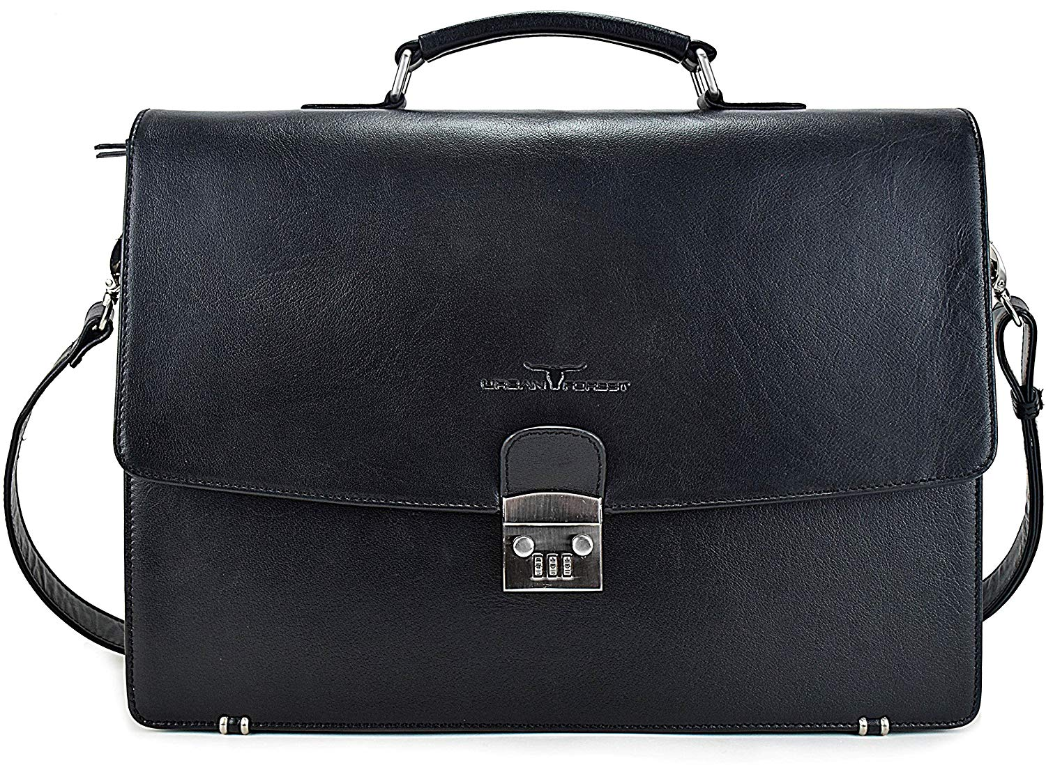 briefcase by Dolphin Leathers