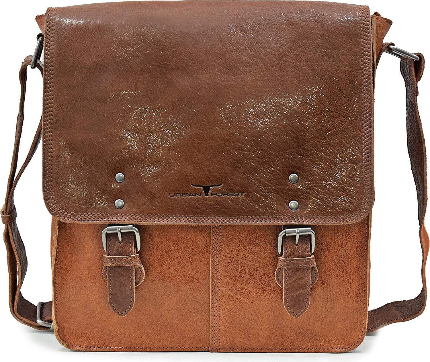 Messenger bag by Dolphin Leathers