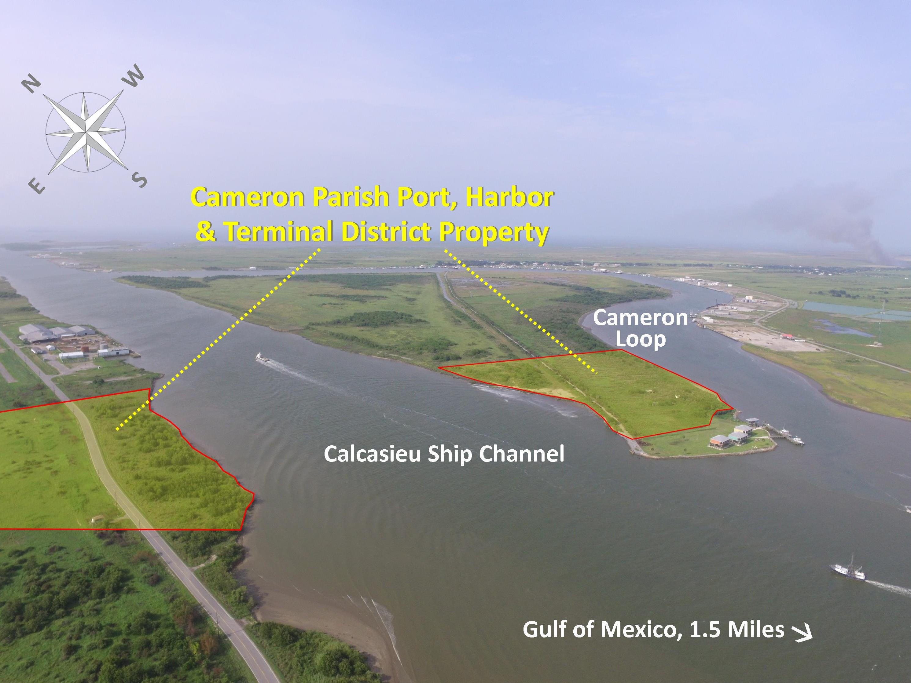 Cameron Port Property