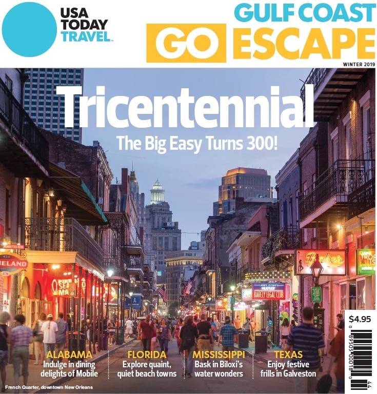 USA Today Special Edition: Go Escape.