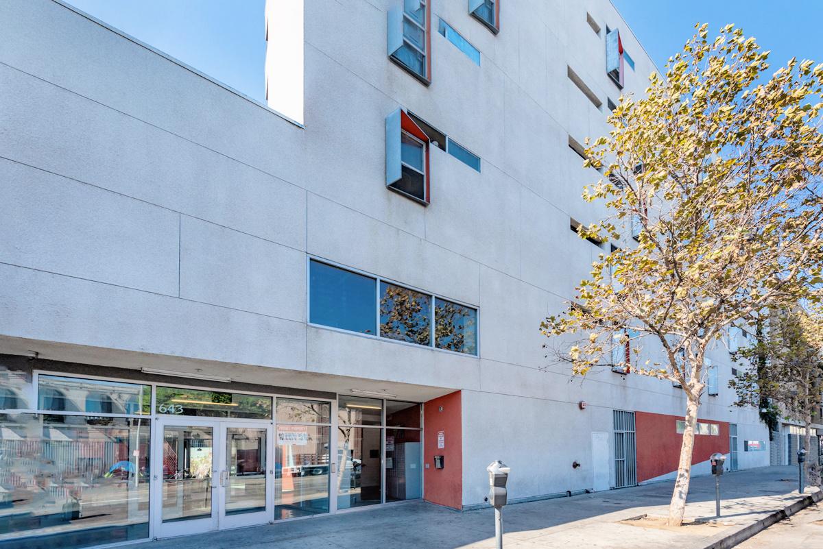 Rainbow Apartments - Skid Row Housing Trust
