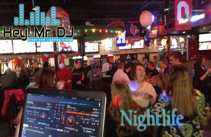 DJ for bars and restaurants
