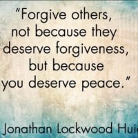 Forgive Others, Heal Yourself