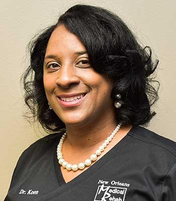 Dr. Niesha Koen, D.C