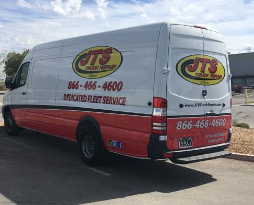 JTS Truck Repair | On Site Fleet Service
