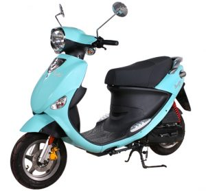 buddy 50 scooter