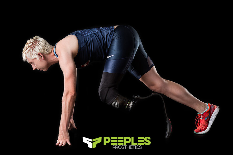 Liz Willis | U.S. Paralympic Sprinter | Peeples Orthotics and Prosthetics, Wichita KS